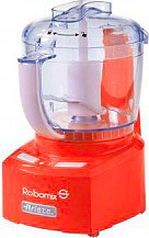 Ariete 1767 Robot da Cucina Impastatrice Tritatutto Robomix Reverse Arancione