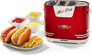 Ariete 186 Macchina per Hot Dog Alloggio Wurstel e pane  Hotdog Party Time