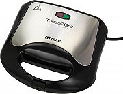 Ariete 1980 Tostapane Tostiera Piastra Toast Antiaderente 750W Toast&Grill Easy