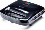 Ariete Bistecchiera elettrica Piastra antiaderente Toast and Grill Compact 1982