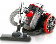Ariete Aspirapolvere senza sacco a Traino 700W 27431 Red Compact