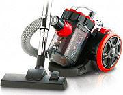 Ariete Aspirapolvere senza sacco  a Traino 700W Red Compact 2743