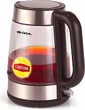 Ariete Bollitore elettrico per Tè e Tisane 1,7Lt 2200W 2874 Tea Maker Lipton