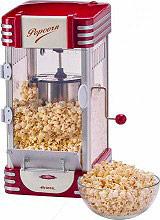 Ariete Macchina Pop Corn 2,4Lt 310W Bianco  Rosso Popcorn Popper XL 2953