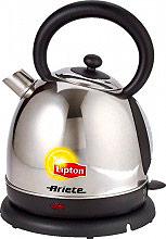 Ariete 2987 Bollitore elettrico per Tè 1,7 Lt Cordless 2200 W  Bollitore Lipton