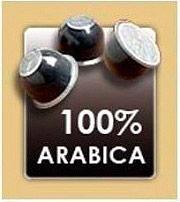 Ariete Capsule Caffè espresso 100 pz 3200 Capsule Capricci Caffè 100% Arabica