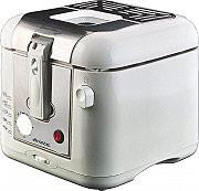 Ariete 4612 Friggitrice elettrica 2000W Capacità olio 2,9 Lt   Easy Fry Metal
