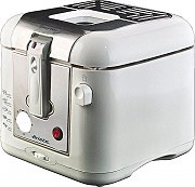 Ariete Friggitrice elettrica 2000W Capacità olio 2,9 Lt  4612 Easy Fry Metal