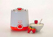 Ariete Macchina per fare Lo Yogurt Yogurtiera 1 Lt 20 W 621 Yogurella