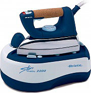 Ariete Ferro da Stiro con Caldaia Professionale a vapore 6257 Stiromatic 2200
