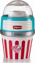 Ariete Pop Corn XL Macchina per Popcorn 1100 W Blu Rosso Bianco