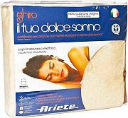 Ariete Scaldasonno Scaldaletto Singolo 100% Lana - 8814 Ghiro