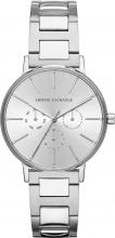 Armani Exchange AX5551 Orologio Donna Analogico Cronografo Cassa Acciaio Silver