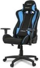 Arozzi MEZZO-V2-BLUE Sedia Gaming Altezza Regolabile Poltrona con Braccioli Blu Mezzo V2