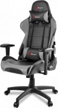 Arozzi VERONA-V2-GY Sedia Gaming Ergonomica Altezza Regolabile Poltrona Grigio Verona V2 Grey