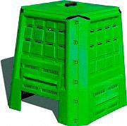 ArtPlast Compostiera da Giardino Composter Compostatore 380 lt 80X80X82 cm