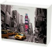 Art Plast U51NY Modulo Scarpiera Cm 51x17,3x41H New York Pezzi 4