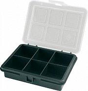 ArtPlast 3100 Contenitore portaminuterie 6 scomparti dimensione 12x10x3