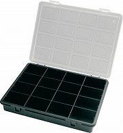 ArtPlast 3300 Contenitore portaminuterie 16 scomparti dimensione cm 24x18x4h