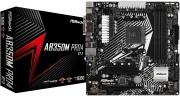 Asrock 90-MXB520-A0UAYZ Scheda Madre Am4 Ab350M Pro4 USB2  3.1 Vga  Dvi  HDMI