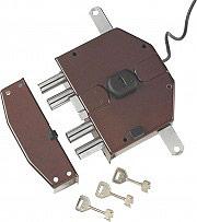 Assa Abloy Y6823560 Serratura Elettrica Porta blindata 65 mm Dx Scatola 134x163 mm 8230