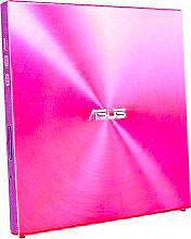 Asus Masterizzatore Esterno Portatile Slim DVDCD USB Rosa SDRW-08U5S-U