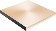 Asus 90DD02A5-M29000 Masterizzatore DVD Esterno Slim USB 2.0 Windows  Mac Oro ZenDrive U9M