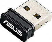 Asus 90IG00J0-BU0N00 Adattatore di Rete Powerline USB Wi-Fi WLAN 150 Mbits - USB-N10 NANO