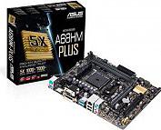 Asus 90MB0L40-M0EAY0 Scheda Madre Socket FM2+ AMD A, A68HM-Plus