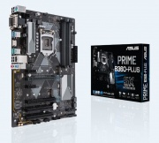 Asus 90MB0WB0-M0EAY0 Scheda Madre Motherboard ATX Intel B360 Socket H4 Prime B360-PLUS