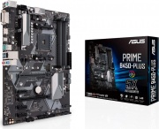 Asus 90MB0YN0-M0EAY0 Scheda Madre Motherboard ATX Chipset AMD B450 DDR4-SDRAM PRIME B450-PLUS