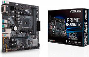 Asus 90MB0YP0-M0EAY0 Scheda Madre Motherboard Micro ATX Socket AM4 Prime B450M-K