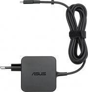 Asus 90XB04EN-MPW010 Alimentatore Caricabatterie Notebook 65 W Nero AC65-00