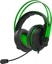 Asus 90YH018G-B1UA00 Cuffie Gaming con Microfono jack 3.5 mm Verde  Cerberus