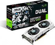 Asus Scheda Video 6 GB GDDR5 Pci Express HDMI 90YV09X0-M0NA00 GeForce GTX 1060