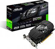 Asus Scheda Video 2 GB Raffreddamento Attivo 90YV0AA0-M0NA00 GeForce GTX 1050