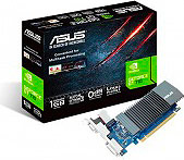 Asus Scheda Video 1 GB GDDR5 Full HD 64 bit Pci-E HDMI DVI-D VGA GeForce GT 710