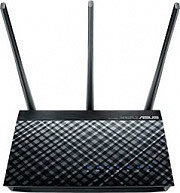 Asus DSL-AC750 Modem Router Wireless Dual Band 2 porte LAN 101001000