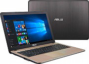 "Asus X540NA-GQ017 Notebook 15.6"" Intel N3350 RAM 4 GB HD 500 GB FreeDos  VivoBook"