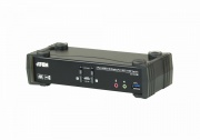 Aten CS1922M-AT-G Switch KVM 2 Porte USB 3.0 4K DisplayPort CS1922M