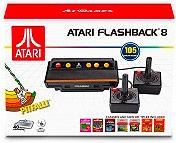 Atgames Flashback 8 Classic Console vintage 105 Videgiochi inclusi CRETR0110