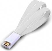 Atlantis P019-UMC-WT-1.5 Cavo USB 1,5 m USB A Micro-USB B Bianco