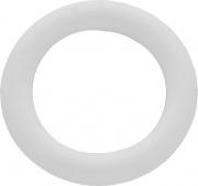 Atp AXF BIANCO Anello Plastica con Foro ø 46 per 66 Bianco Pezzi 20