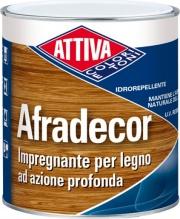 Attiva 76120 CASTAGNO Vernice 1.0 100 Castagno Afradecor