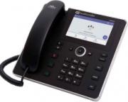 Audiocodes TEAMS-C450HD Telefono IP Nero Cornetta cablata TFT 8 linee Wifi