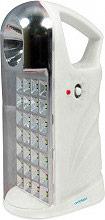 Avidsen Lampada di Emergenza 2 funzioni 1-28 LED 5.6 W Max 103652