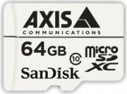 Axis 5801-951 Scheda di Memoria 64 GB MicroSDHC Classe 10