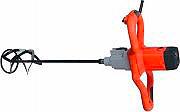 BAUTEC BM 11001 Miscelatore cemento malta Trapano mescolatore Impastatrice 1100W