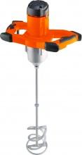 BAUTEC BM12009 Miscelatore malta Trapano Potenza 1200 Watt Velocità 700 giri