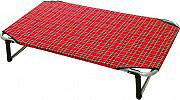 BEGGIO BRST115 Brandina cane tesa alluminio tessuto 115x75 cm Fantasie Assortite